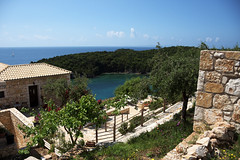 Syvota, Greece (Vojinovic_Marko) Tags: travel sea plant building tree water architecture town nikon hellas greece sivota ioniansea ionian syvota  grka   jonskomore d7200 nikond7200