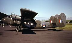 XM961. Royal Air Force Scottish Aviation Twin Pioneer CC.1 (Ayronautica) Tags: aviation military july scanned raf stol prestwick pik 1963 royalairforce egpk xm961 scottishaviationtwinpioneercc1