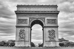 Arc de Triomphe (airfang) Tags: paris france ledefrance fr arcdetriomphe