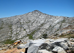 Peak near Isberg Pass (kennsrempel) Tags: anseladamswilderness
