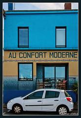 Trentemoult (christian_lemale) Tags: house france nikon maison trentemoult d7100