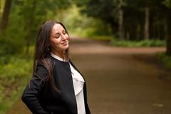 A portrait... (Wessel...) Tags: portrait woman netherlands canon rotterdam nederland vrouw kralingen kralingseplas