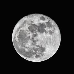 Full moon 2010-02-28 (iaakisa) Tags: moon fullmoon frommybalcony