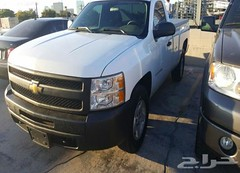 Chevrolet - SILVERADO LS - 2010  (saudi-top-cars) Tags: