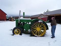 DawsonCkWWPV26 (alicia.garbelman) Tags: canada creek dawson farmmachinery pioneervillage walterwrightpioneervillage