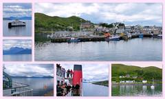 Traverse Ile de Skye-Mallaig (Raymonde Contensous) Tags: highlands bateaux ports lochs ecosse mallaig royaumeuni iledeskye