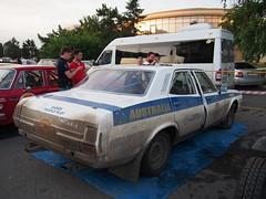 1974 - Leyland P76 (Jasonito) Tags: paris classic car russia rally olympus retro oldtimer motor  omsk challenge peking 6th omd the 2016    em5   parispeking beijingparis   panasonic14140mmf4058 omdem5