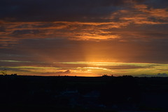 """Anglesey Sunset View image by """" Pwllgwyngyll """" (pwllgwyngyll) Tags: sunset sky cloud sun field wales landscape photos outdoor north images views mon sunsetting skyview llanfairpwllgwyngyllgogerychwyrndrobwllllantysiliogogogoch anglesey llanfairpg pwllgwyngyll llanfairpwll ynys sunsetview a llanfairpwllgwyngyll sunpicture 2w0daa"""