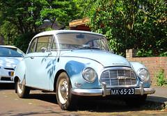 1963 Auto Union 1000 Super (rvandermaar) Tags: 1963 auto union 1000 super autounion autounion1000 dkw sidecode1 mx6523 rvdm