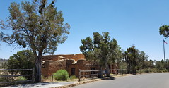 The Chapin Mesa Archeological Museum in Mesa Verde NP