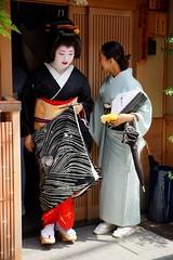 (nobuflickr) Tags: japan kyoto maiko geiko       miyagawachou   20160615dsc03276