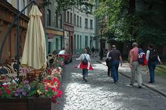 Riga Gasse Altstadt I