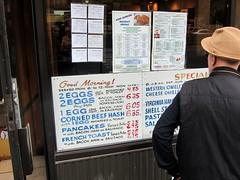 Good morning! (Scoboco) Tags: nyc newyorkcity upperwestside gothamist eater nycdiner broadwayrestaurant