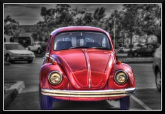 Day 486: Car_0001d (bjarne.winkler) Tags: red car vw project cool day 500 486 worldcars