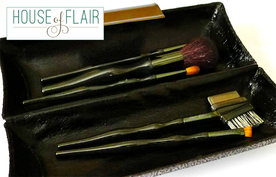 Sonia Kashuk 5 Piece Travel Brush Set