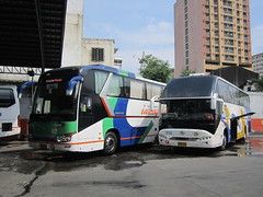 Giants of Bicol (bentong 6) Tags: bus system line bicol inc xtreme lazyboy 995 naga rsl kinglong higer isarog 723k transpoer longwei exetab