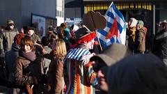 Meile der Demokratie, Nazis Wegbassen 2012 22