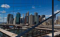 Skyline (Raph/D) Tags: new york city newyorkcity bridge usa newyork skyline brooklyn eos brooklynbridge 7d