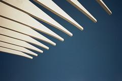 Malaga (cranjam) Tags: blue sky white film lines architecture port marina dock spain fuji blu andalucia structure porto cielo fujifilm andalusia bianco malaga ricoh gr1 architettura spagna gr1v linee reala100 superiareala100 puertodemalaga