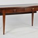 5. Hepplewhite Style Drop Leaf Console Table