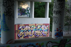 EROS AKB (Reckless Artist) Tags: urban west art abandoned minnesota wall canon photography graffiti photo midwest p