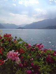 bellagio (valesunshine) Tags: trip lake como lago boat holidays europe di bellagio lombardia eurpoa