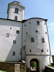 Passau / Castle Tower 8285 (Mr.J.Martin) Tags: castle abbey germany bayern bavaria austria inn catholic cathedral worldwarii fortress danube romancatholic danuberiver passau threerivers monestary rivercruise romancatholicchurch oberhaus innriver ilz adolphhitler braoque cityofthreerivers niederhaus salttrade ilzriver oberhausandniederhaus