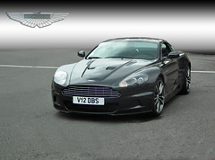 Aston Martin DBS (kenjonbro) Tags: uk england london westminster logo grey 22 martin mask trafalgarsquare adobe gradient layer stylus photoshopcs clone tablet 2009 charingcross aston erase astonmartin dbs lhd sw1 v12 kenjonbro photoshop8 fujihs10 wacombamboopen worldpride2012 e10dbs