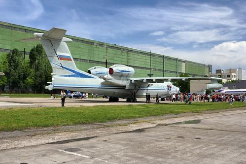 Taganrog. Beriev Aircraft Company 38