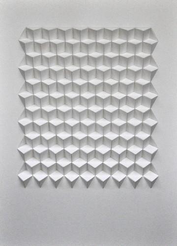 Herman Coppus papierreliëf