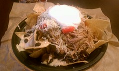 Pulled Pork Nachos @ Qdoba Mexican Grill (HeadGEAR56) Tags: food nachos mexicancuisine qdobamexicangrill foodspotting pulledporknachos foodspotting:place=159028 foodspotting:review=2078260