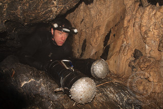 Andy Torbet Descending into the Cave of Skulls
