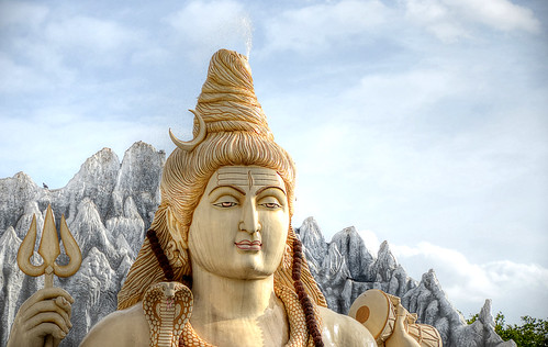 Lord Shiva Statue Ganges Lord Shiva Statue