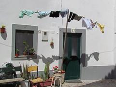 Portuguese laundry (Mimi_K) Tags: portugal laundry washing drying washingline