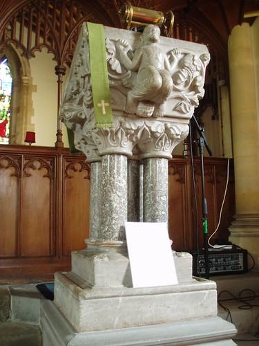 Romanesque Lectern, Crowle