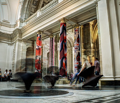 London 2012 August 2nd (violinconcertono3) Tags: london art museum design landscapes flickr designer fineart cityscapes va fineartphotography davidhenderson southkensington london2012 heatherwick thomasheatherwick londonist heatherwickstudio fineartphotographer londonphotographer 19sixty3 spunchair 19sixty3com