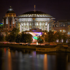 Moscow International House of Music (Gena Golovskoy) Tags: music house russia moscow international mygearandme mygearandmepremium mygearandmebronze mygearandmesilver mygearandmegold mygearandmeplatinum mygearandmediamond rubyinvite