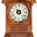 222. 19th century American Empire Clock