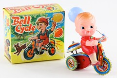 2031. Suzuki Japan Bell Cycle Toy