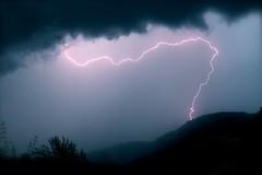 Blitz über dem Breitenberg (nico5381) Tags: summer storm rain alpes germany bayern deutschland bavaria sommer bolt lightning alpen blitz gewitter f28 regen pfronten 1100 sturm breitenberg 17mm iso125 blitzeinschlag tamron1750mmf28 canoneos50d allgäu ostallgäu