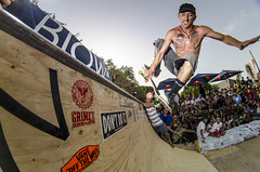 Moski (Tilyudai) Tags: skateboarding attack trafalgar skate skateboard cdiz sk8 2012 miniramp caosdemeca burladero