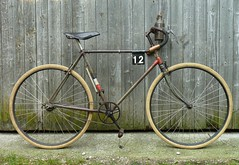 1924 La Francaise Diamant - Model Tour de France (collectvelo) Tags: