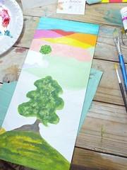 Painting with Acrylics - 15 July 2012 (ArtisOn Masham) Tags: painting scott ian acrylics workshops masham paintingclass paintingcourse artison craftworkshops