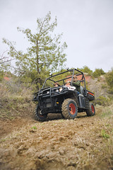 3400 Utility Vehicle (Bobcat Company) Tags: terrain field suspension hills medora utv 3400 utilityvehicle personaluse worklights jeffjenson 3400utv