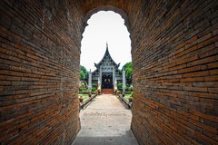 Chiang mai temple present by naturenote_E12403605-029 (10tis.com) Tags: