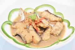 ปลาอบซอสถั่ว สูตรของร้านนาม บางนา Vietnamese Cuisine