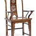 65. Oriental Arm Chair, ca. 1900