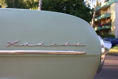 Opel Kadett III (Florian Hardwig) Tags: chrome lettering script opel kadett cartype