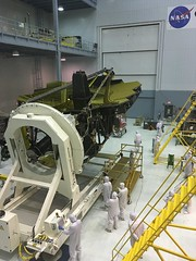 James Webb Space Telescope Revealed (James Webb Space Telescope) Tags: space nasa telescope webb hubble jwst jameswebbspacetelescope hubblessuccessor