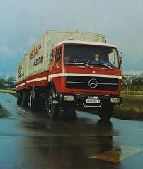 01 (Vehicle Tim) Tags: truck advertising mercedes oldtimer werbung mb lkw werbebilder prospektbilder